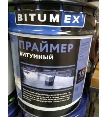 Грунтовка битумная-праймер BTUMEX (16кг)