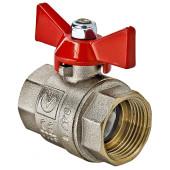 Кран шаровый ГГ 15 (вода)