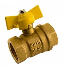 Кран шаровый ГГ 20 (вода)