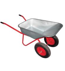 Тачка строительная 2- колеса