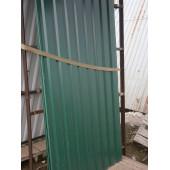 Профнастил Зеленый С20 (1,16х2,0)