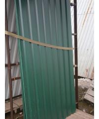 Профнастил Зеленый С20 (1,15х2,0)