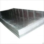 Лист стальной оцинкованный, 0,35мм  1,00х2,0