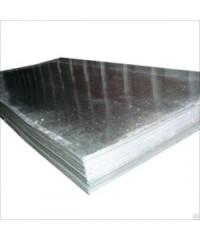 Лист стальной оцинкованный, 0,7мм (1,25х2,5)