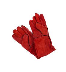Перчатки КРАГИ красные