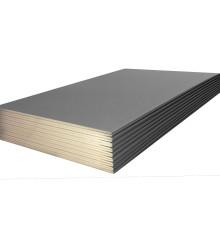 Гипсокартон потолочный, т.9,5 (1,20х2,50)
