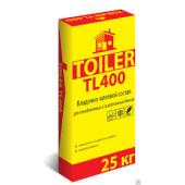 Клей кладочно-клеевой (Toiler-400, 25 кг.)