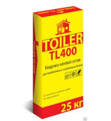 Клей Кладочный (Toiler-400, 25 кг.)